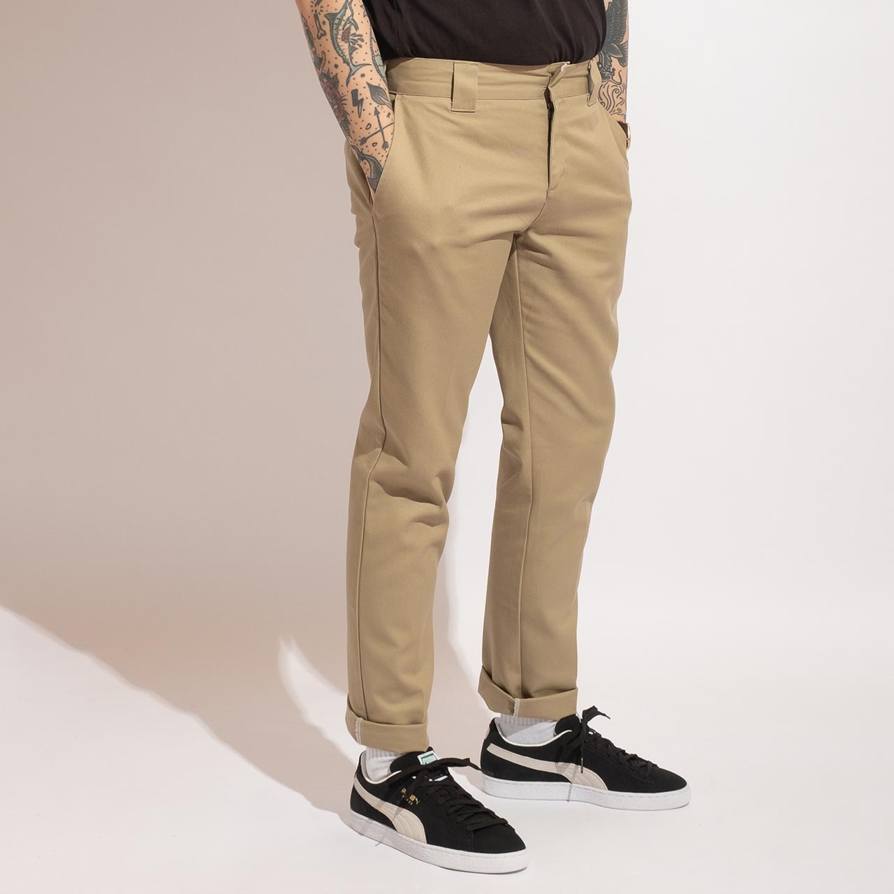 DICKIES Kalhoty Slim Fit Work Pants – 3230