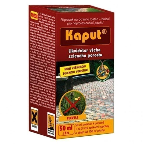 Herbicid KAPUT
