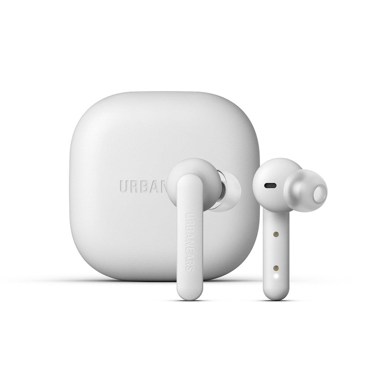 Bluetooth sluchátka Alby – Dusty White