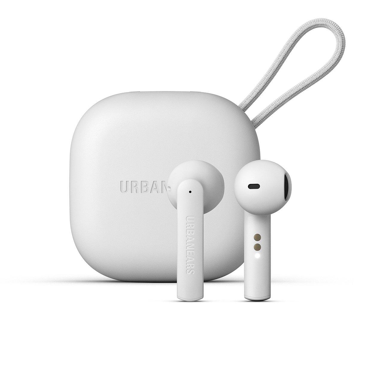 Bluetooth sluchátka Luma – Dusty White