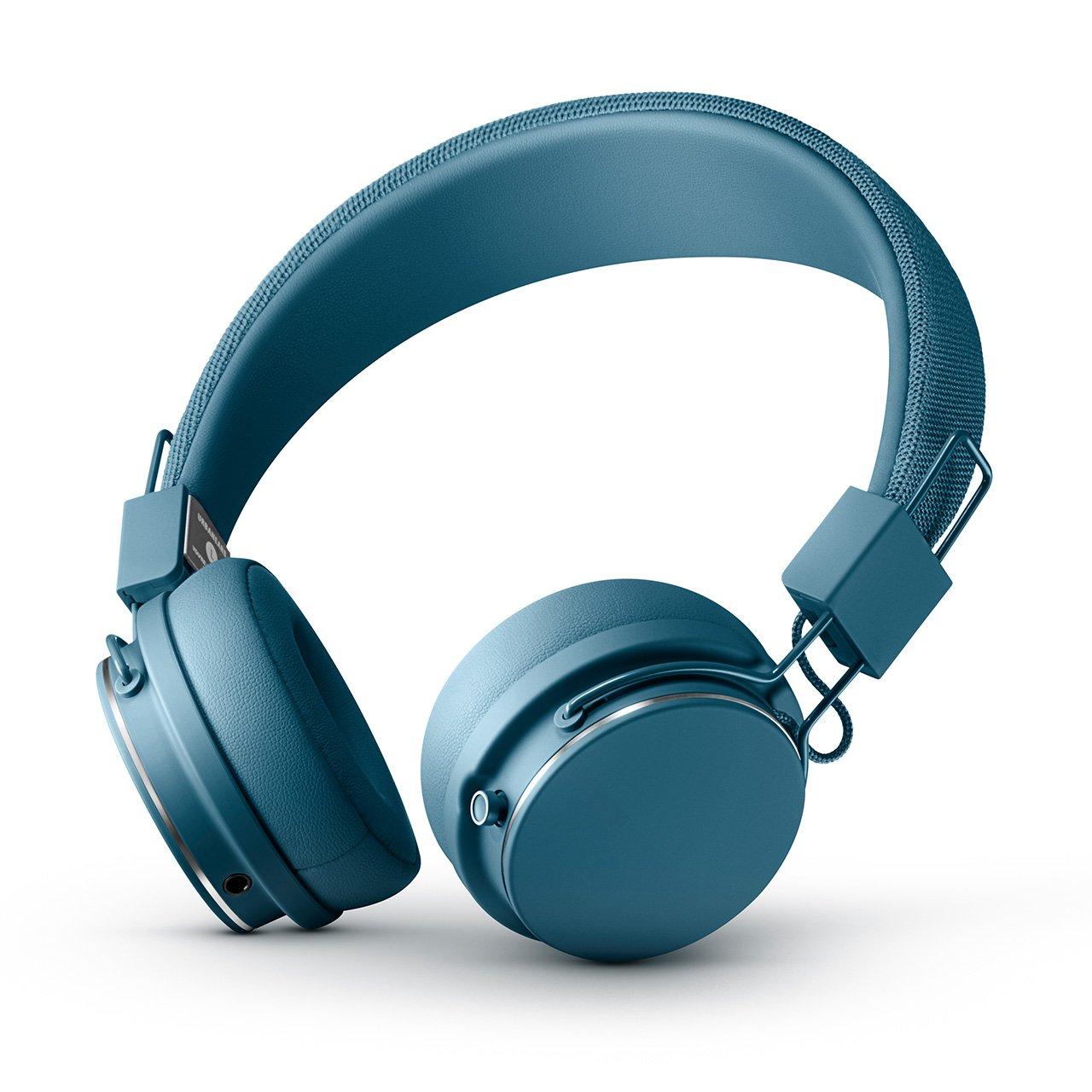 Bluetooth sluchátka Plattan II BT – Indigo