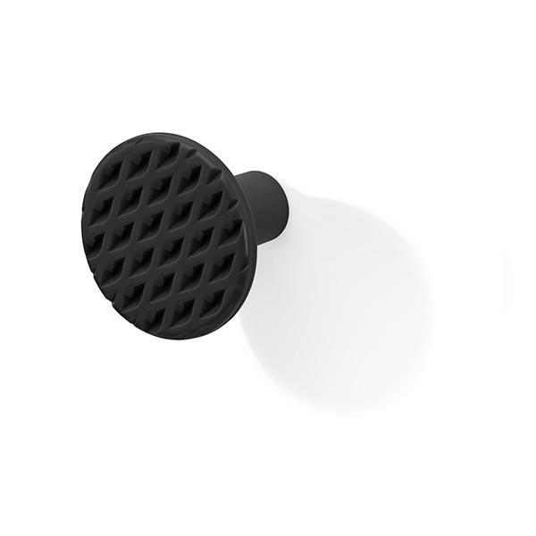 Nástěnné háčky Hook - černé