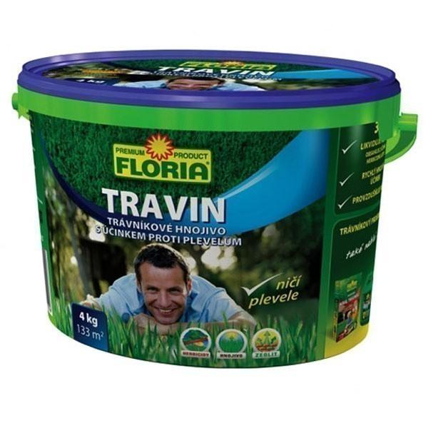 Hnojivo TRAVIN proti plevelům