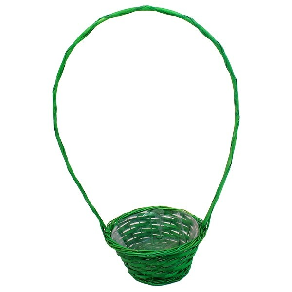 Vrbový košík Amelie M – zelený