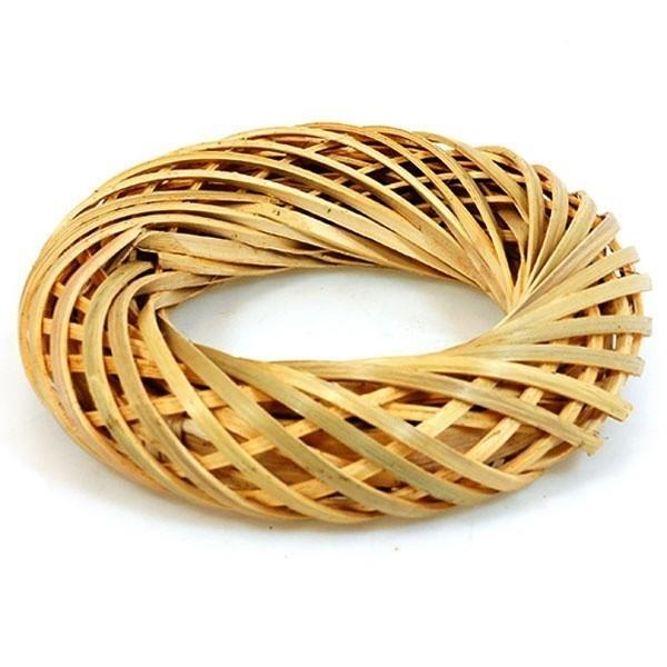 Bambusový věnec Kang L