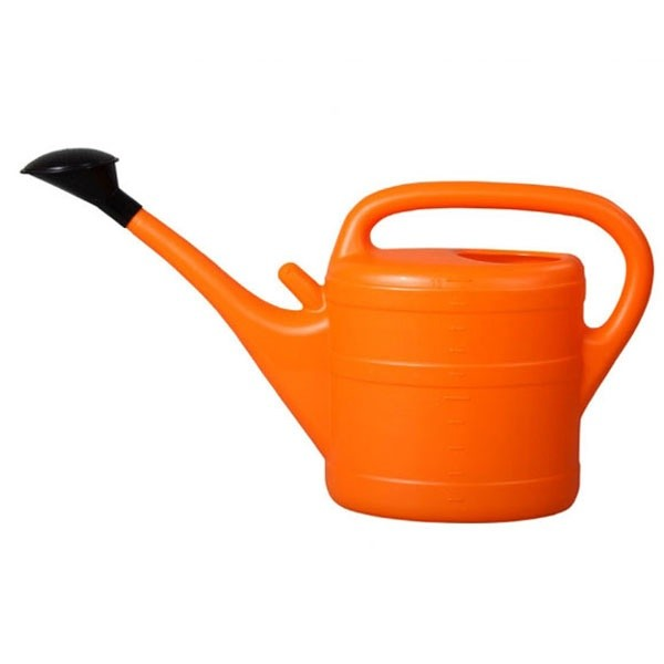 Zahradní konev PRODACEMO L - oranžová