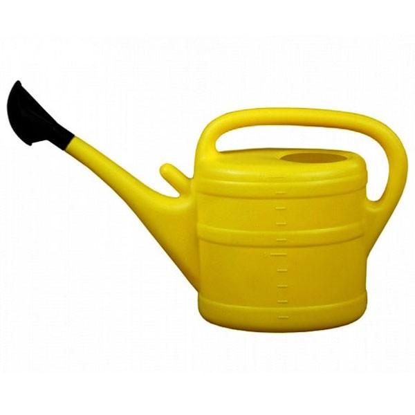 Zahradní konev PRODACEMO L - žlutá